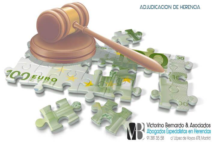 Adjudicacion de Herencia Madrid