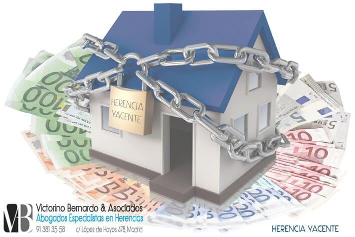 Herencia Yacente - Código Civil y Hacienda