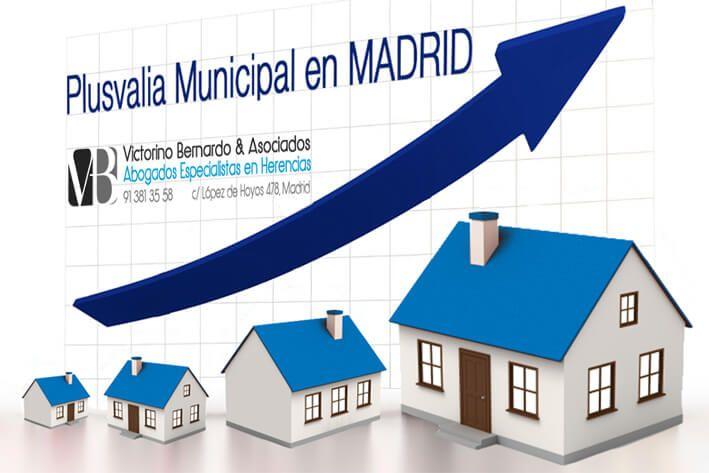 Plusvalia Municipal Madrid